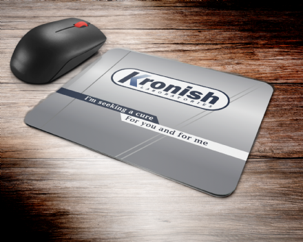 Future Man Inspired Kronish Laboratories PC Computer Mouse Mat